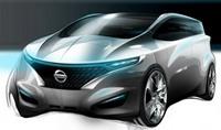 Salon de Detroit : Nissan Forum Concept