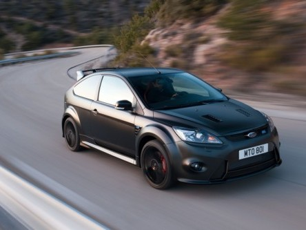 Future Ford Focus RS: 350 ch