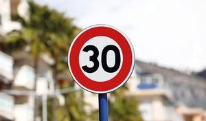 Paris: la vitesse limitéeà 30km/h dès la fin août!