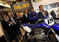 MX 2010 : Öhlins de retour en Grand-Prix de motocross