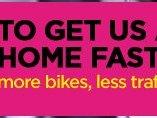 A Sydney, la promotion du vélo a trouvé ses slogans