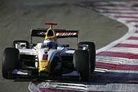 GP2: tests au Paul Ricard