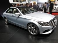 Vidéo en direct de Genève 2014 - Mercedes Classe C, du coeur à l'ouvrage