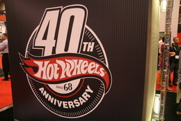 SEMA Show : Hot Wheels fête ses 40 ans
