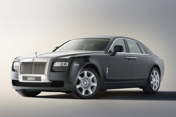 Nouvelle Rolls Royce Ghost