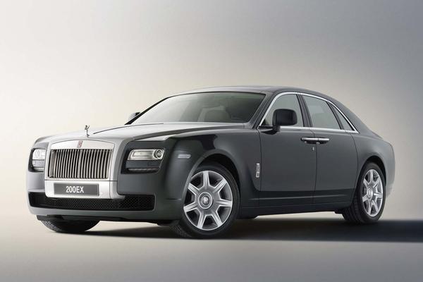 Nouvelle Rolls Royce Ghost