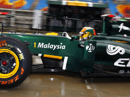 F1 Team Lotus : Chandhok remplace Trulli en Allemagne