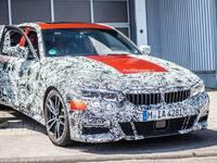 La nouvelle BMW Série 3 en montre un peu plus