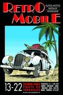 Rétromobile 2004 : une invitation au voyage