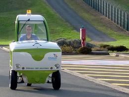 La centrale nucléaire EDF de Civaux a adopté divers véhicules électriques !