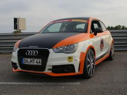 L'Audi A1 MTM Nardo Edition prend 324 km/h à Nardo !