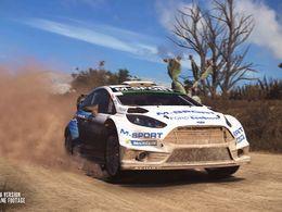 Le jeu WRC 5 s'annonce en vidéo