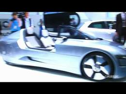 Francfort 2009 : Volkswagen L1 Concept