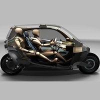 Lit Motors C-1 : la moto gyroscopique et électrique