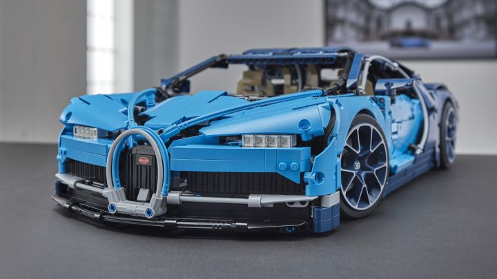 bugatti offrez vous la chiron en lego. Black Bedroom Furniture Sets. Home Design Ideas