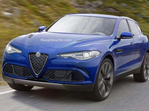 Alfa Romeo prépare deux véhicules surélevés