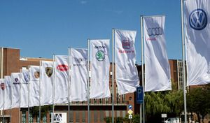 Dieselgate: Volkswagen va payer une amende d'un milliard d'euros en Allemagne