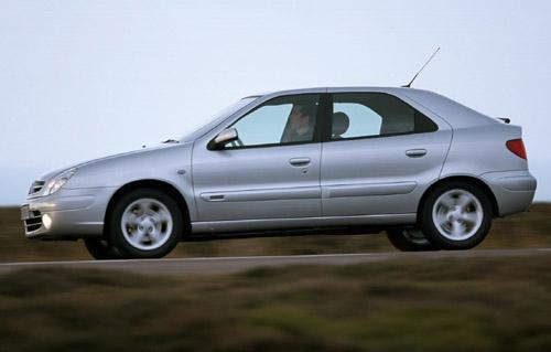Citroën commercialise une Xsara communicante