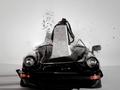 Insolite : une marque de prêt-à-porter écrase une Porsche 911 en vidéo