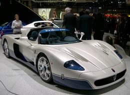 Les 25 Maserati MC12 déjà toutes vendues