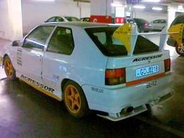 Saucisse du vendredi : Renault 19 Agressor