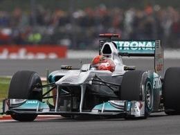 Schumacher « très déçu » de sa saison