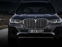 Un BMW X8 M45e en préparation