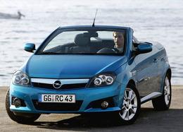 L'Opel Tigra Twin Top élue cabriolet de l'année 2004