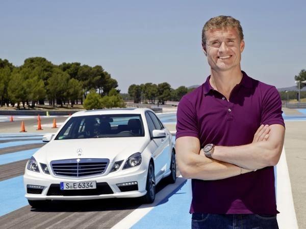 David Coulthard devient ambassadeur d'AMG