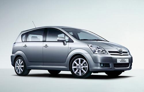 Toyota Corolla Verso : déjà une nouvelle version