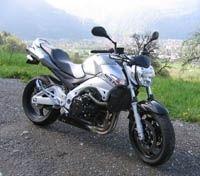 Essai de la Suzuki GSR 600 : elle est joueuse, très joueuse !