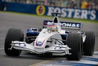Jacques Villeneuve passe en tête au Paul Ricard