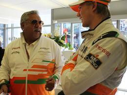 F1 : Vijay Mallya, patron de Force India, sous le coup d'un mandat d'arrêt (màj)