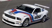 Une coupe pour la nouvelle Ford Mustang FR500 S