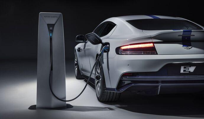 4 modèles électriques Aston Martin à venir grâce à AMG