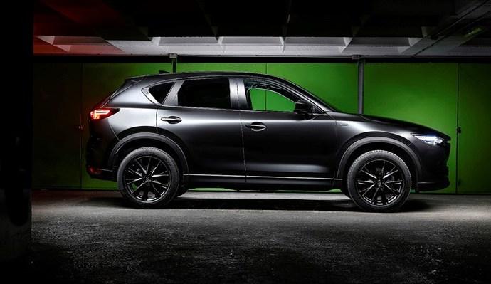 """Mazda : une édition spéciale """"Kuro"""" pour le CX-5"""