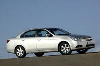 Chevrolet Epica : une américaine pour le marché français