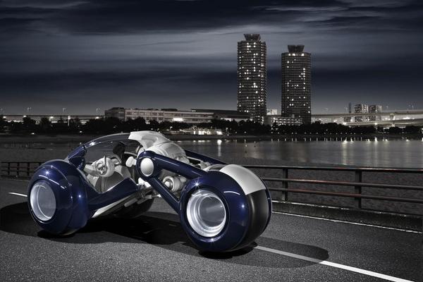 Shanghai 2009 : RD, le vainqueur du Concours Design Peugeot à l'échelle 1