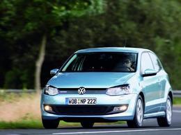 Clap de fin pour la Volkswagen Polo TDI BlueMotion