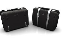 Lexus : des bagages spéciaux pour la LFA
