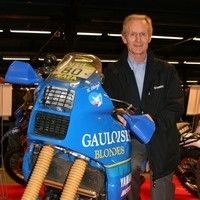 Salon Moto Légende: Jean-Claude Olivier met en vente 4 motos et ses équipements personnels au profit de la recherche...