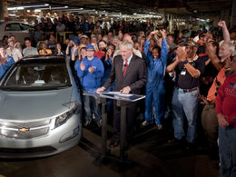 Changement de patron pour General Motors : Ed Whitacre s'en va, Dan Akerson le remplace