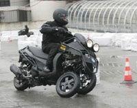 Prototype scooter  Piaggo : donnez votre avis.
