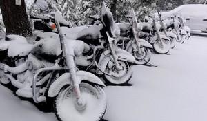 Préparer sa moto pour l'hiver