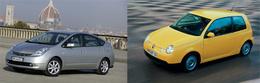 La Toyota Prius et la VW Lupo 3l TDI sacrées voitures les plus propres par l'ADEME