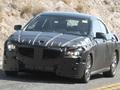 Future Mercedes CLC : surprise dans le désert
