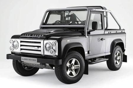 Land Rover: un remplaçant pour le Defender à l'étude