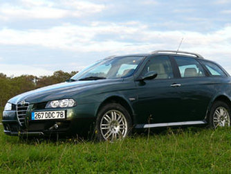 Alfa Crosswagon Q4 :  un break 4 roues motrices  plus qu'un SUV