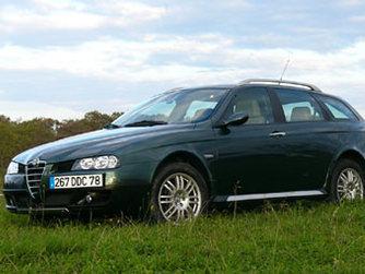 Alfa Crosswagon Q4 :  un break 4 roues motrices  plus qu'un SUV