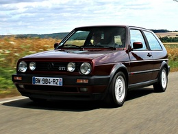 volkswagen golf 2 gti essais fiabilit avis photos vid os. Black Bedroom Furniture Sets. Home Design Ideas